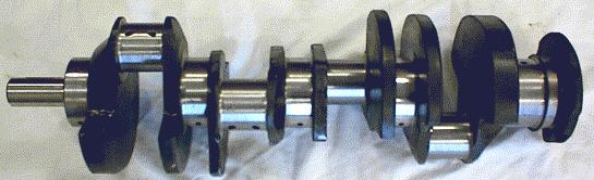 Eagle/KRE crankshaft