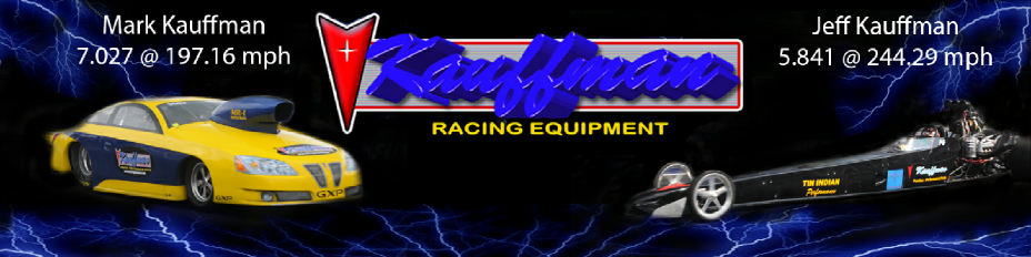Kauffman Racing Equipment