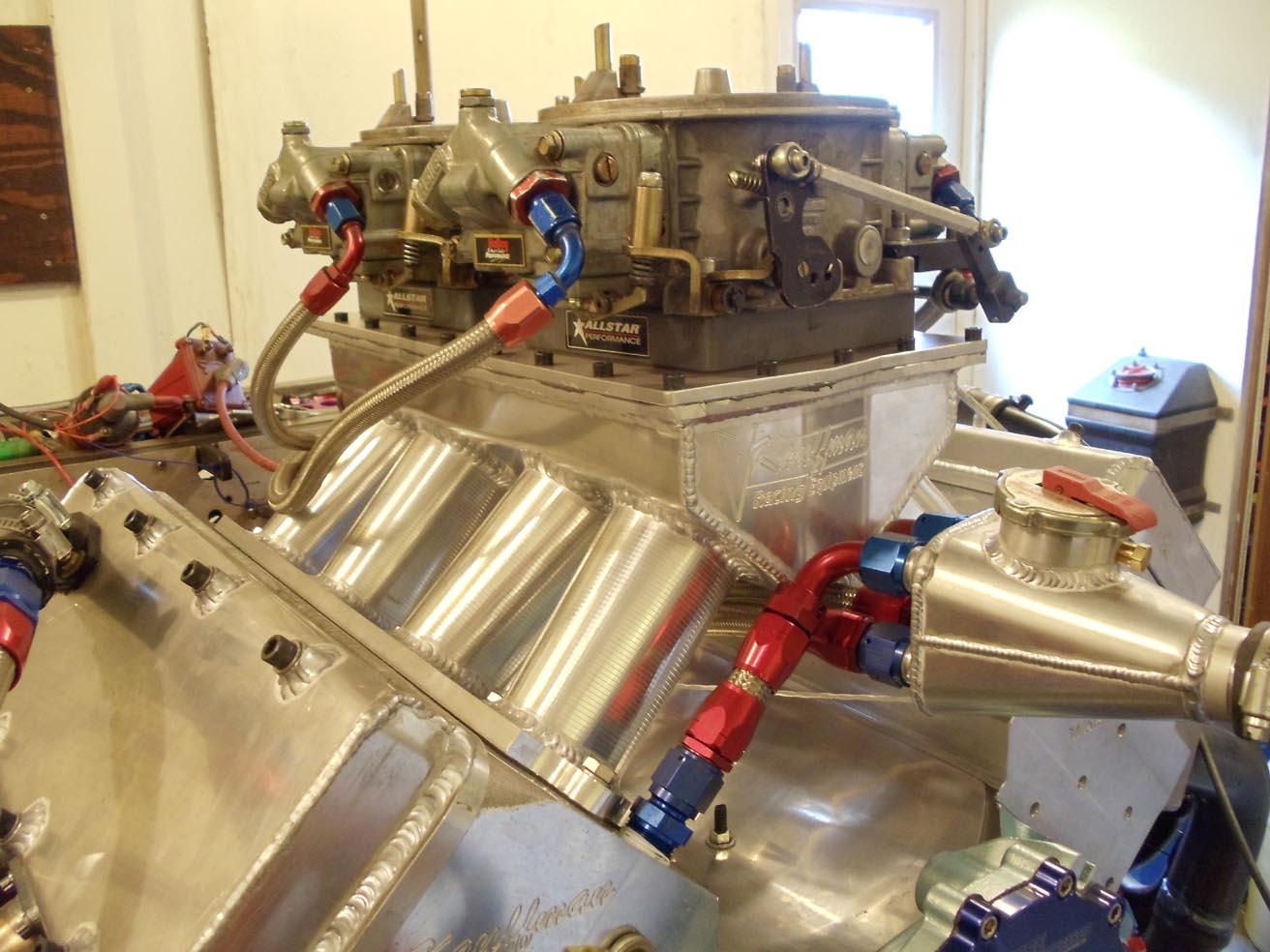 KRE Warp-6 manifold
